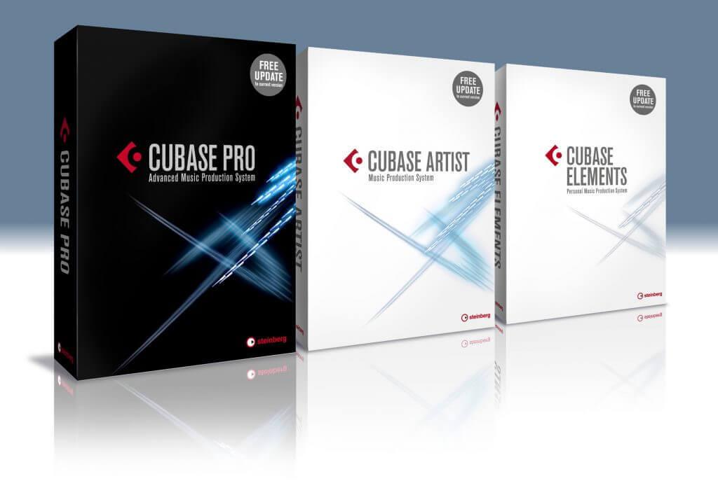 CUBASEシリーズの画像