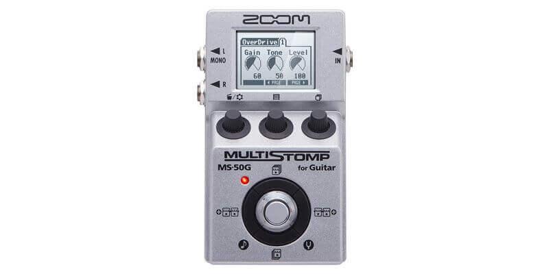 ZOOM ( ズーム )「MS-50G」の画像