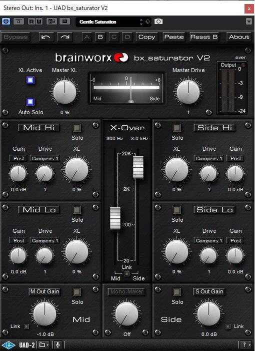 「Brainworx bx_saturator V2」の画像