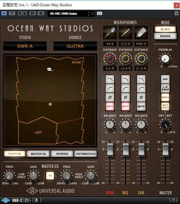 「Ocean Way Studios」の画像