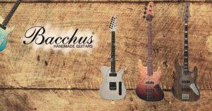 Bacchus(バッカス)というギター・ベースの評判や詳細